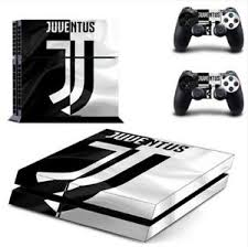 Cover Juventus Skin Ps4 Decal Sticker Play Station Ebay