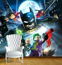 Lego Batman Wall Decal Batman Superhero Wall Decals Art Superhero Independence