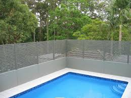 Privacy Screens Aluminium Slats Newcastle The Hunter Region