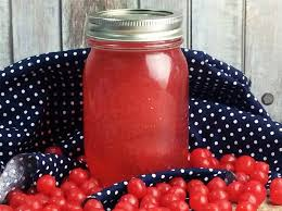 sour cherry moonshine recipe