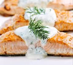 Dill & Mint Marinated Salmon - Cook For ...
