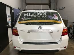 Vehicle Graphics In Towson Md