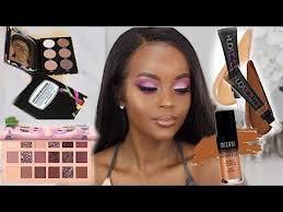 makeup tutorial on dark skin beauty