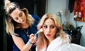 sarah tanno lady a s makeup artist