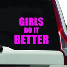 Funny Car Window Decals Funny Truck Decals Funny Auto Decals