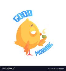 good morning funny cartoon ic