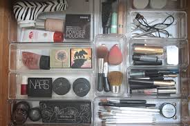 hs organized makeup drawer shutterbean