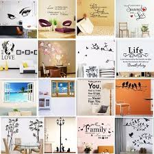 Home Family Photo Frame Tree Sticker Wall Decal Vinyl Removable Room Decor Gift For Sale Online Ebay
