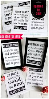 graduation quotes printable today s creative life