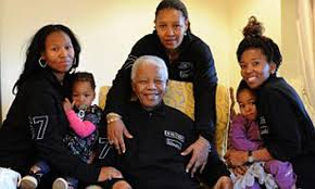 Nelson Mandela death: How his family are at war over his £10m ...