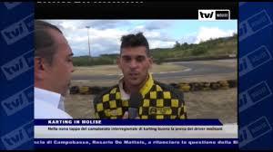 TVI Molise - TVI News: KARTING IN MOLISE - YouTube