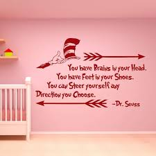 Wall Decals Dr Seuss Quotes Wall Decal D Buy Online In Austria At Desertcart