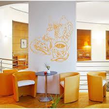 Shop Cafe Bar Restaurant Tea Coffee Cake Candle Wall Art Sticker Decal Orange Overstock 11738331