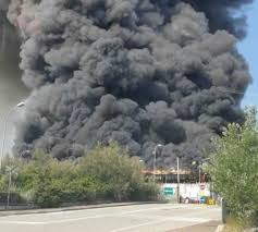 Elenco incendi di rifiuti in Veneto – Anthony Candiello