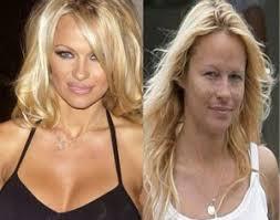 top 20 celebrities without makeup