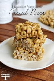 peanut er cheerio bars grace and
