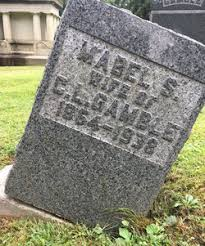 Mable Smith Gamble (1864-1938) - Find A Grave Memorial