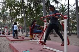 ghmc to set up 38 open gyms in