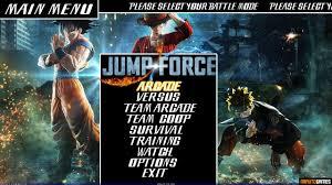 Jump Force Mugen - Download - NarutoGames.co