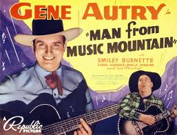 GeneAutry.com: Film Info - Man from Music Mountain