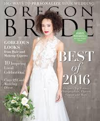 oregon bride magazine cover