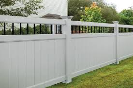 Cheap Garden Pvc Fence Price In Uae Vinyl Fence Fence Prices Outdoor Decor