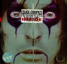Alice Cooper From The Inside Custom Stickered Us Vinyl Lp Album Lp Record 293246