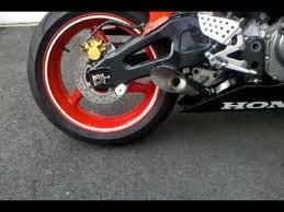 cbr 954 custom hotbos exhaust you
