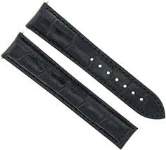 leather strap watch band clasp for 20mm