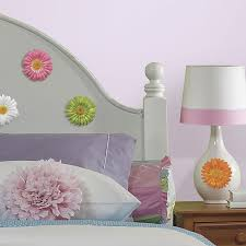 Roommates Gerber Daisy Peel And Stick Wall Decals Bed Bath Beyond