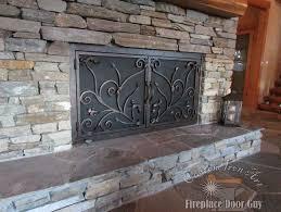 benefits of fireplace doors san go