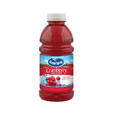 ocean spray cranberry juice 25 fl oz