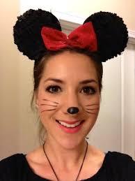 simple mouse face makeup saubhaya makeup