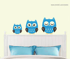 Woodland Owl Wall Decals Canada And Tree Amazon Art For Kitchen Large Baby Wise Whimsical Vamosrayos