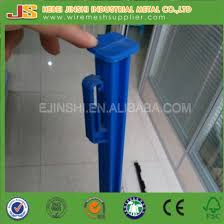 China 4ft White Plastic Stake Electric Fence Post For Animal Protection China Electric Fence Post Electric Post