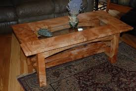 solid wood coffee table comox valley