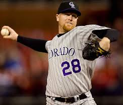 Aaron Cook Looks To Break Rockies Record In Anaheim