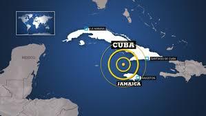 Sismo de 7,7 de magnitud estremece las aguas entre Cuba y Jamaica