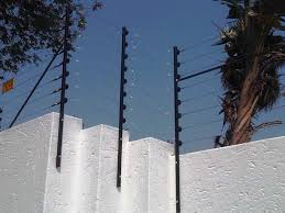 Wall Top Electric Fencing Installation And Repair Call 078 021 6855