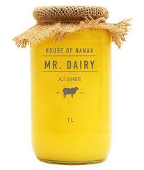 organic cow milk desi ghee ghee 1000 ml