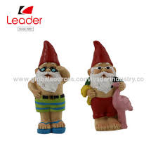 china polyresin gnome from quanzhou