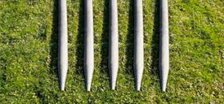 Everwood Posts Fence Posts Made From 100 Recycled Plastic