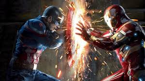 capn america vs iron man civil war
