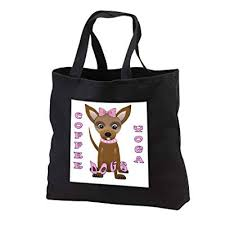 rinapiro dogs quotes coffee dogs yoga funny quotes tote