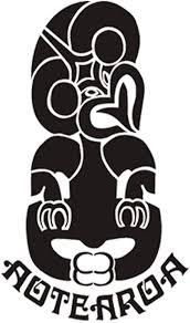 Amazon Com Pokewin 2pcs Maori Tiki Aotharoa New Zealand Car Bumper Vinyl Sticker Decor Automotive