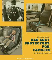 the 7 best car seat protectors for