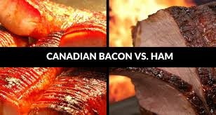 canadian bacon vs ham know difference