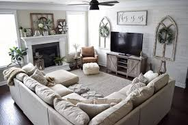 living room wall decor ideas with