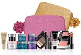 free lancôme makeup set with purchase