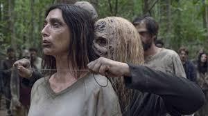 the walking dead actor teases terror